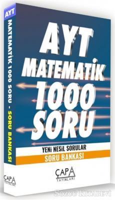 AYT Matematik 1000 Soru Yeni Nesil Sorular - Soru Bankası