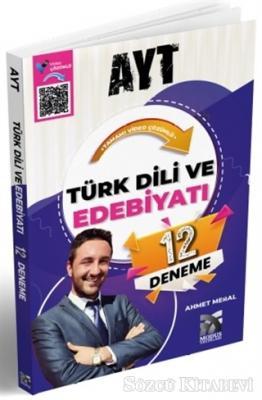 AYT Türk Dili ve Edebiyatı 12 Deneme