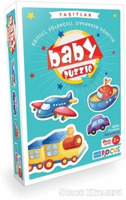 Baby Puzzle - Taşıtlar (BF156)