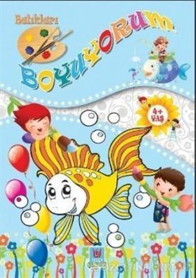 Kolektif - Balıkları Boyuyorum   Sözcü Kitabevi