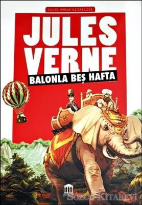 Balonla Beş Hafta - Jules Verne Kitaplığı