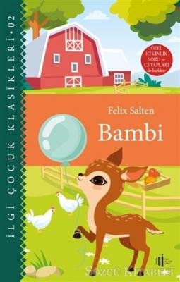 Felix Salten - Bambi | Sözcü Kitabevi
