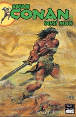 Barbar Conan'ın Vahşi Kılıcı Sayı: 10