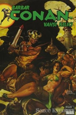 Barbar Conan'ın Vahşi Kılıcı Sayı: 9