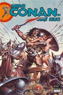 Barbar Conan'ın Vahşi Kılıcı Sayı:15