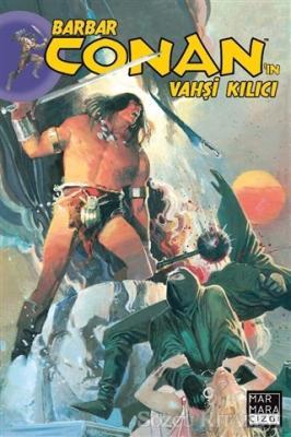 Barbar Conan'ın Vahşi Kılıcı Cilt: 22
