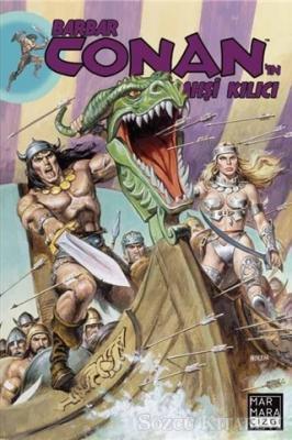 Barbar Conan'ın Vahşi Kılıcı Sayı: 19