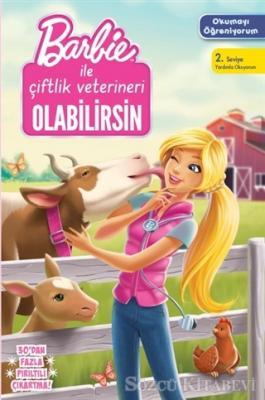Barbie ile Çiftlik Veterineri Olabilirsin
