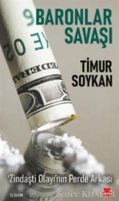 Timur Soykan - Baronlar Savaşı (imzalı) | Sözcü Kitabevi