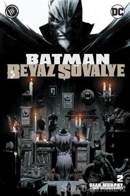 Batman Beyaz Şövalye Sayı 2