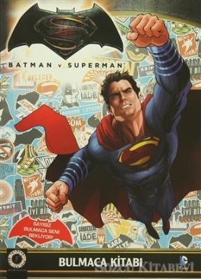 Batman ve Superman - Bulmaca Kitabı