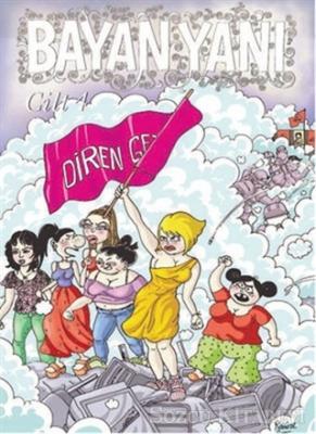 Kolektif - Bayan Yanı Cilt 4 Sayı: 19 - 24 | Sözcü Kitabevi