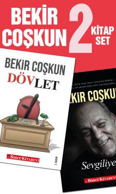 Bekir Coşkun 2 Kitap Set