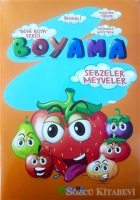 Beni Boya Serisi - Sebzeler Meyveler