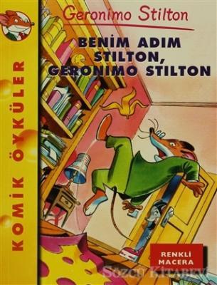 Benim Adım Stilton, Geronimo Stilton