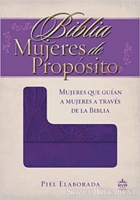 Biblia Mujeres de Proposito