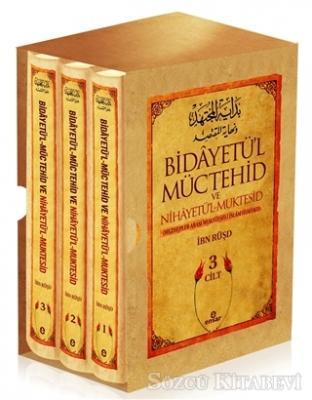 Bidayetü'l-Müctehid ve Nihayetü'l Muktesid (3 Kitap Takım)