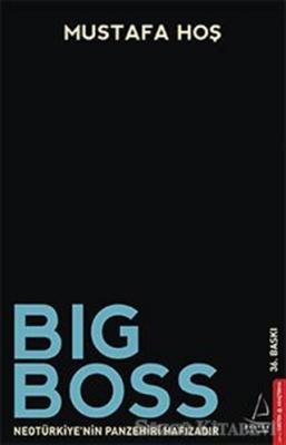 Mustafa Hoş - Big Boss | Sözcü Kitabevi