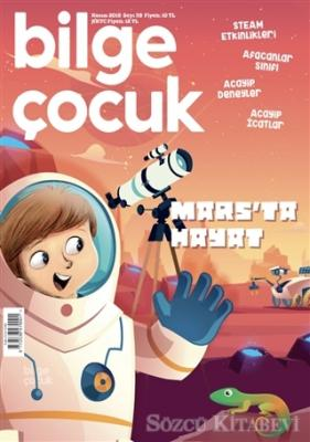 Bilge Çocuk Dergisi Sayı: 39 Kasım 2019