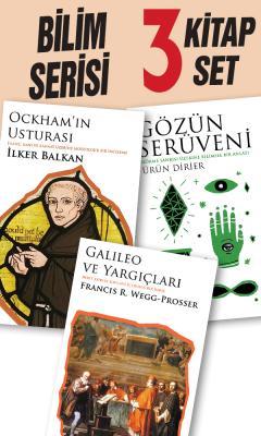 Bilim Serisi 3 Kitap Set