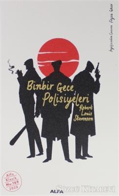 Robert Louis Stevenson - Binbir Gece Polisiyeleri | Sözcü Kitabevi