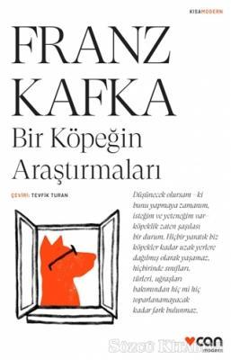 Franz Kafka - Bir Köpeğin Araştırmaları | Sözcü Kitabevi