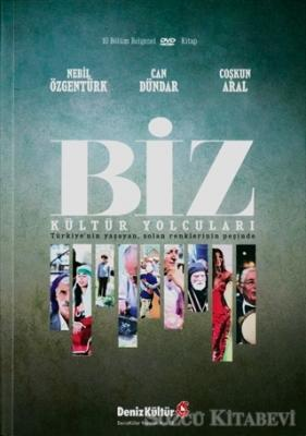 Biz Kültür Yolcuları (DVD'li)