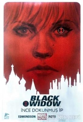 Black Widow Cilt 1 - İnce Dokunmuş İp