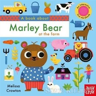 Book About Marley Bear At Farm