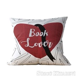 Bookstagram Yastık - Book Lover