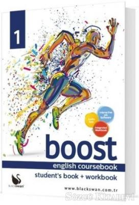 Boost English Coursebook 1