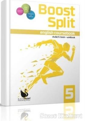 Boost English Coursebook 5