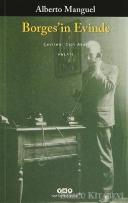 Alberto Manguel - Borges'in Evinde | Sözcü Kitabevi