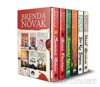 Brenda Novak - Brenda Novak Kutulu Set (6 Kitap Takım) | Sözcü Kitabevi