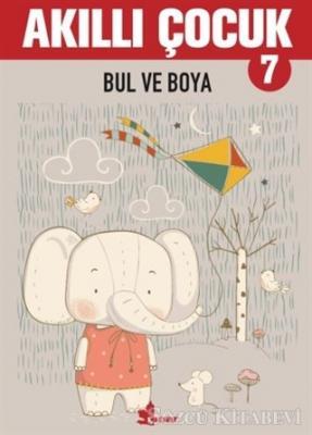 Kolektif - Bul ve Boya - Akıllı Çocuk 7 | Sözcü Kitabevi