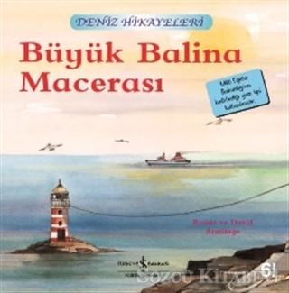 Büyük Balina Macerası - Deniz Hikayeleri