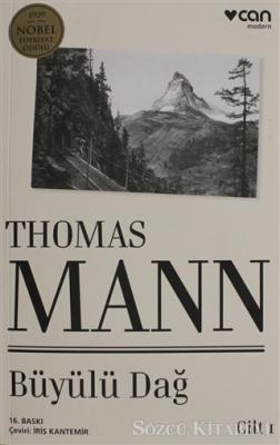 Thomas Mann - Büyülü Dağ Cilt: 1 | Sözcü Kitabevi