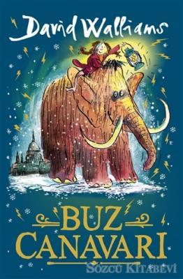 David Walliams - Buz Canavarı | Sözcü Kitabevi