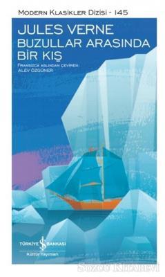 Jules Verne - Buzullar Arasında Bir Kış (Şömizli)   Sözcü Kitabevi