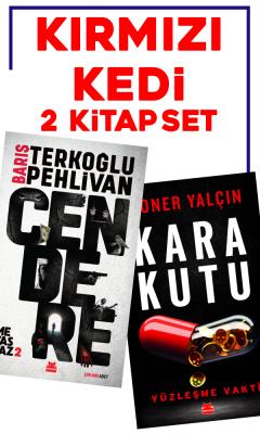 Kırmızı Kedi 2 Kitap Set