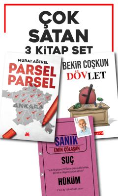 Murat Ağırel - Çok Satan 3 Kitap Set | Sözcü Kitabevi