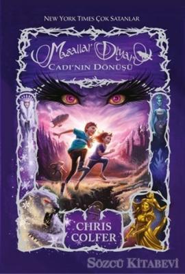 Chris Colfer - Cadı'nın Dönüşü - Masallar Diyarı | Sözcü Kitabevi