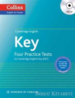 Cambridge English Key : Four Practice Tests (KET) + MP3 CD