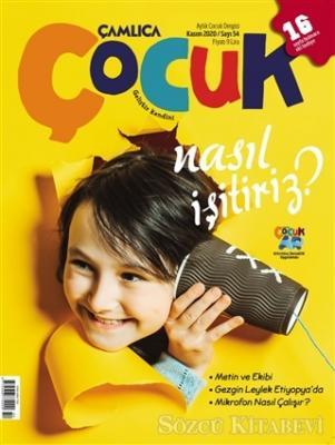 Çamlıca Çocuk Dergisi Sayı: 54 Kasım 2020