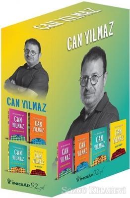Can Yılmaz Set (4 Kitap Takım)