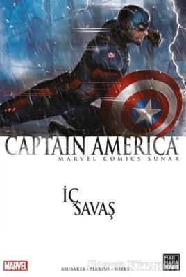 Ed Brubaker - Captain America - İç Savaş   Sözcü Kitabevi