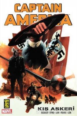 Ed Brubaker - Captain America Kış Askeri 1. Cilt | Sözcü Kitabevi