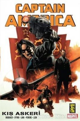 Ed Brubaker - Captain America Kış Askeri Cilt: 2 | Sözcü Kitabevi