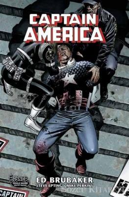 Ed Brubaker - Captain America'nın Ölümü Cilt 1 | Sözcü Kitabevi
