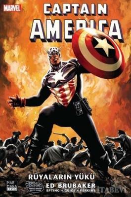 Ed Brubaker - Captain America'nın Ölümü Cilt 2 | Sözcü Kitabevi